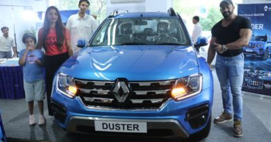All new Renault Duster launched in Jammu