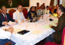 Governor chairs first meeting of Srinagar Cluster University Council