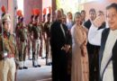 Chief Justice Gita Mittal presented ceremonial guard of honour