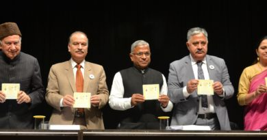 JU in collaboration with CUJ, SIT organized Intl. Conference on Gandhian Philosophy