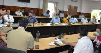 DC Jammu reviews Shri Amarnath Ji Yatra, 2020 arrangements