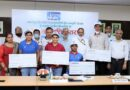 NHPC awards Scholarships of Rs 52.64 lakh under NHPC's 'Sports Scholarship scheme for upcoming sportspersons'