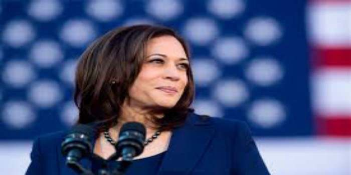 Kamala Harris makes history as first woman, person of